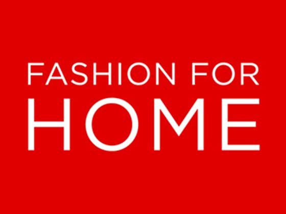 FASHION FOR HOME gutschein