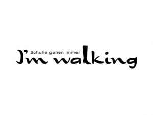 I'm walking aktion